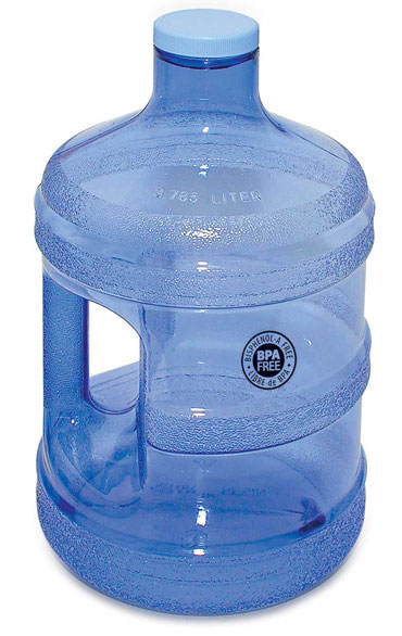 intermittent fasting half gallon of water daily