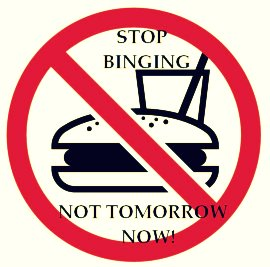 How to Stop Binge Eating. Binge Eating Disorder & Fasting