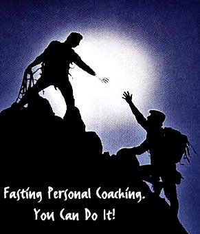 Fasting Personal Coaching