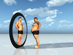 fasting for weight loss mirror