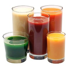 Breaking a Fast with Juice