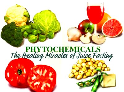 Miracle of Juice Fasting Phytochemicals
